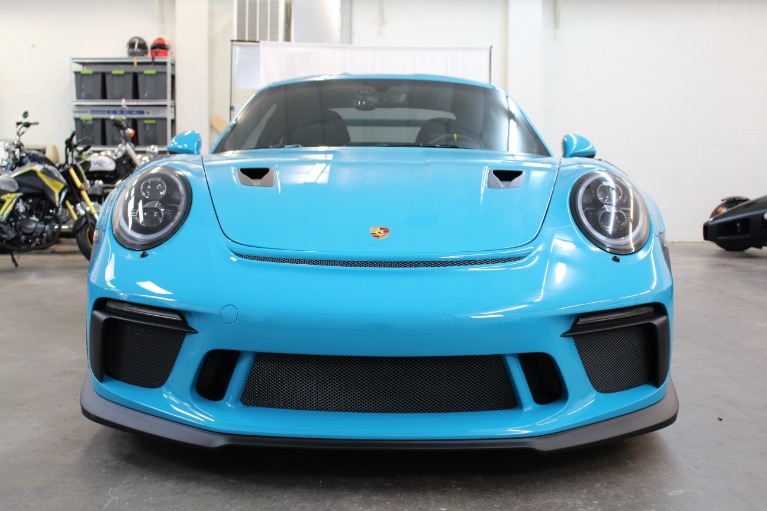 Used 2019 Porsche 911 GT3 RS Coupe 2D for sale Sold at Track and Field Motors in Safety Harbor FL 34695 5