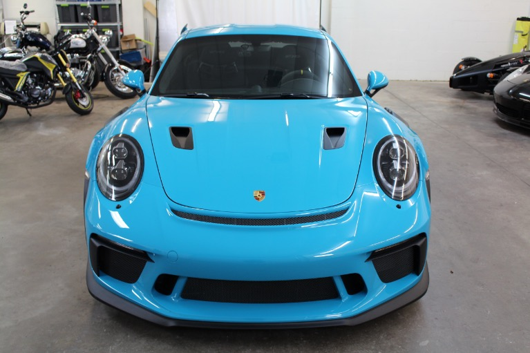 Used 2019 Porsche 911 GT3 RS Coupe 2D for sale Sold at Track and Field Motors in Safety Harbor FL 34695 6