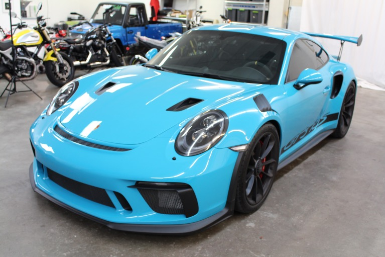 Used 2019 Porsche 911 GT3 RS Coupe 2D for sale Sold at Track and Field Motors in Safety Harbor FL 34695 7