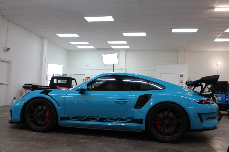 Used 2019 Porsche 911 GT3 RS Coupe 2D for sale Sold at Track and Field Motors in Safety Harbor FL 34695 8