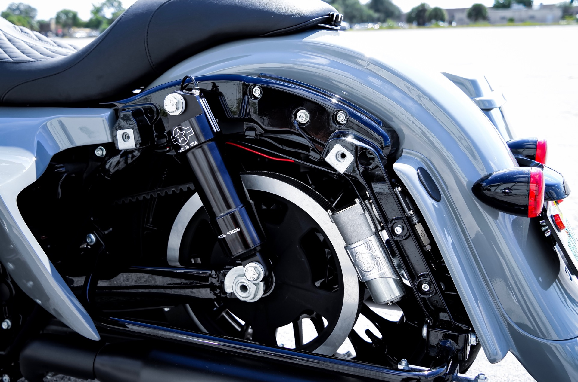Used 2018 Harley Davidson Flhrxs Road King Special Custom Bagger For Sale 26 750 Track And Field Motors Stock 661259