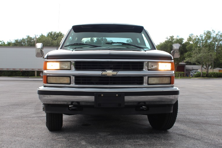 Used 2000 Chevrolet 3500 Crew Cab Long Bed for sale Sold at Track and Field Motors in Safety Harbor FL 34695 4
