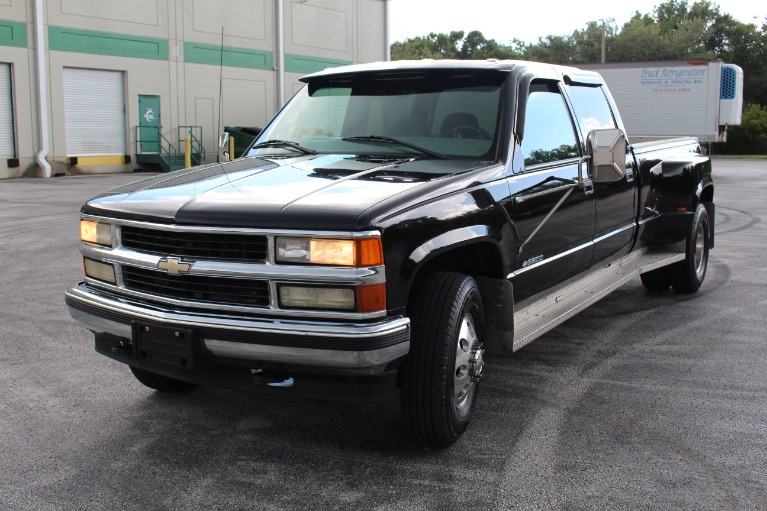 Used 2000 Chevrolet 3500 Crew Cab Long Bed for sale Sold at Track and Field Motors in Safety Harbor FL 34695 5