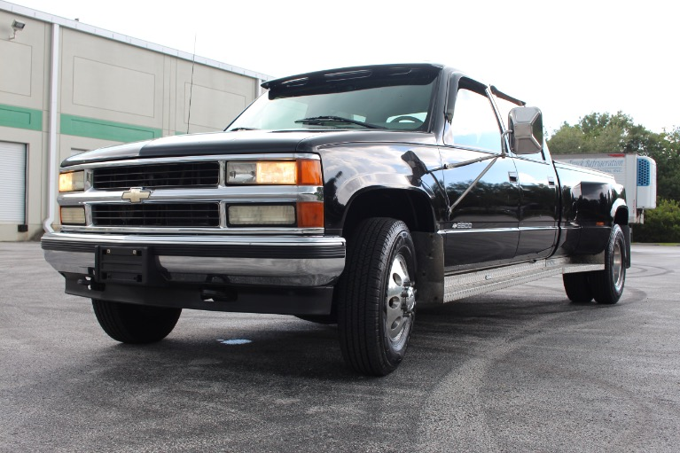 Used 2000 Chevrolet 3500 Crew Cab Long Bed for sale Sold at Track and Field Motors in Safety Harbor FL 34695 6