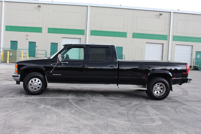 Used 2000 Chevrolet 3500 Crew Cab Long Bed for sale Sold at Track and Field Motors in Safety Harbor FL 34695 7