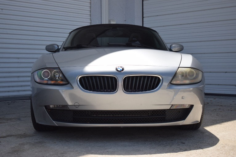 Used 2006 BMW Z4 3.0i Roadster 2D for sale $8,997 at Track and Field Motors in Safety Harbor FL 34695 3