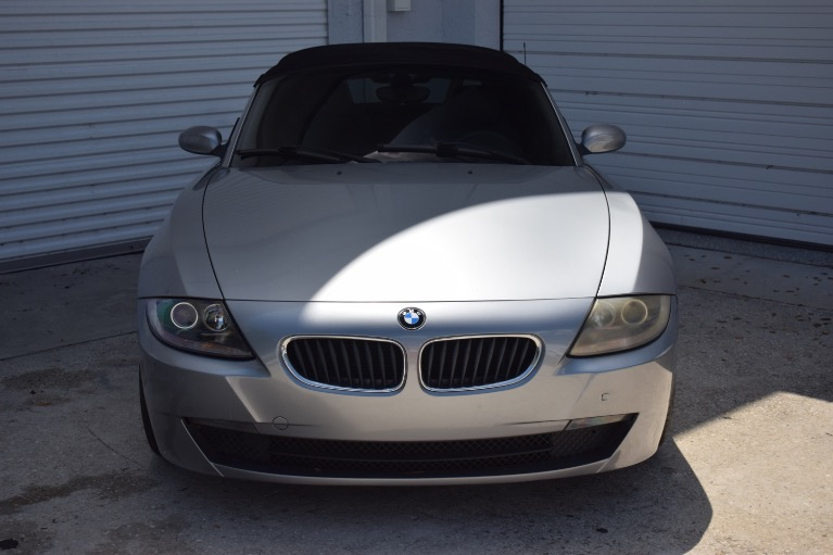 Used 2006 BMW Z4 3.0i Roadster 2D for sale $8,997 at Track and Field Motors in Safety Harbor FL 34695 4