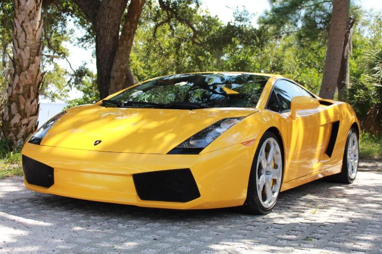 Used 2004 Lamborghini Gallardo for sale $84,997 at Track and Field Motors in Safety Harbor FL 34695 2
