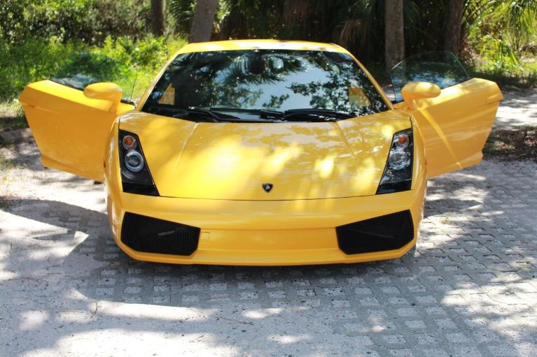 Used 2004 Lamborghini Gallardo for sale $84,997 at Track and Field Motors in Safety Harbor FL 34695 7