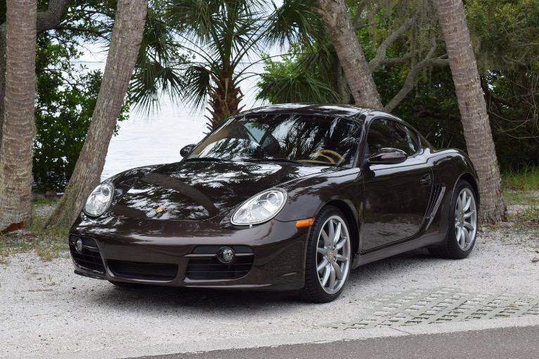 Used 2008 Porsche Cayman S Coupe 2D for sale Sold at Track and Field Motors in Safety Harbor FL 34695 5