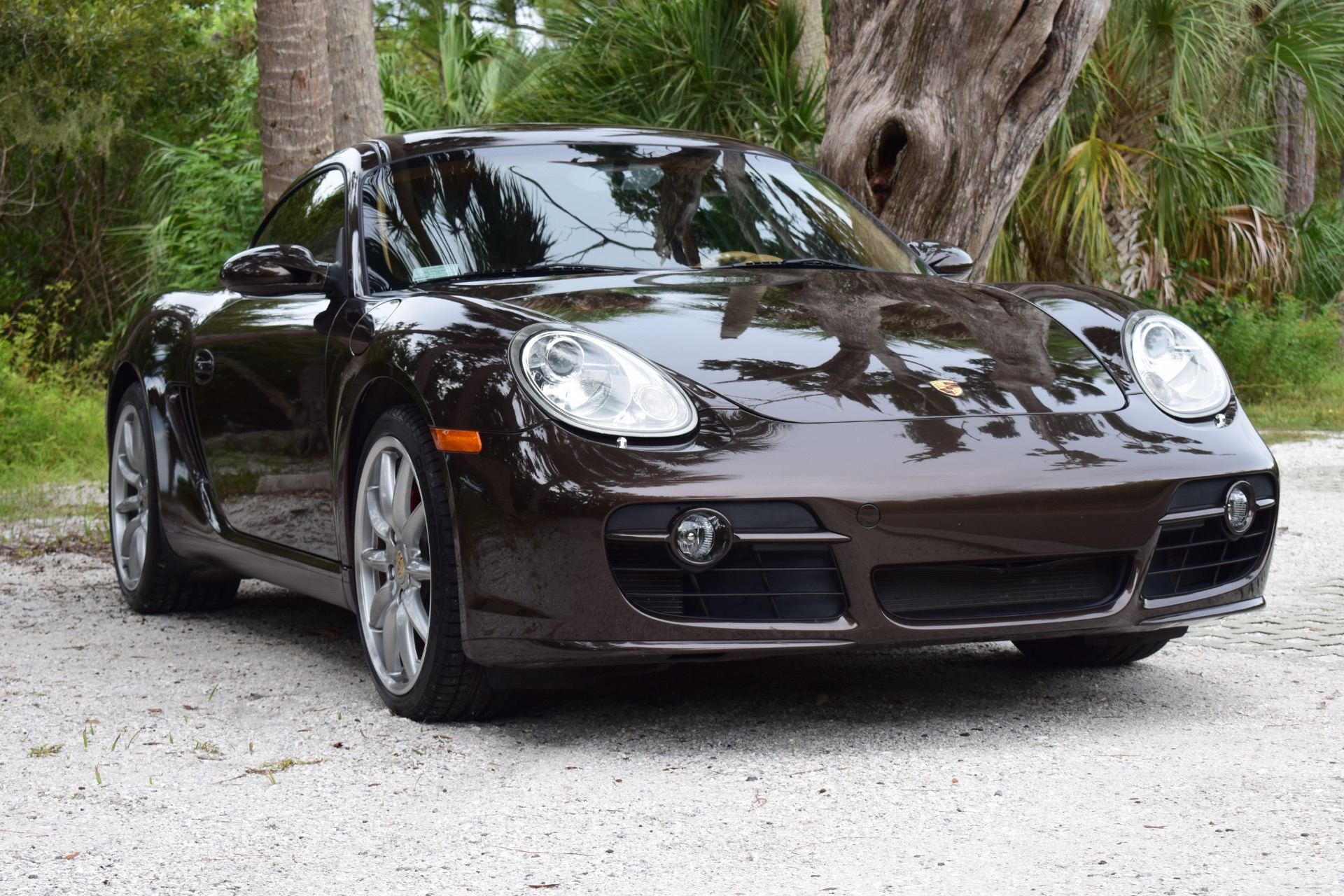 Used 2008 Porsche Cayman S Coupe 2D for sale Sold at Track and Field Motors in Safety Harbor FL 34695 1