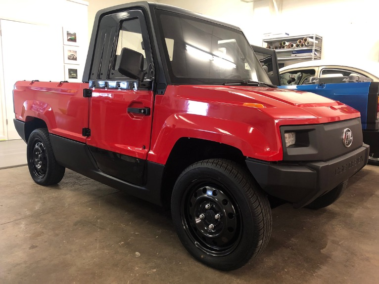 New 2017 LIFAN PICKMAN C3 for sale $7,750 at Track and Field Motors in Safety Harbor FL 34695 1
