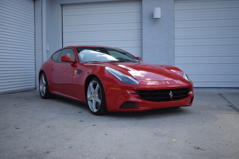 Used 2012 Ferrari FF Coupe 2D for sale Sold at Track and Field Motors in Safety Harbor FL 34695 2