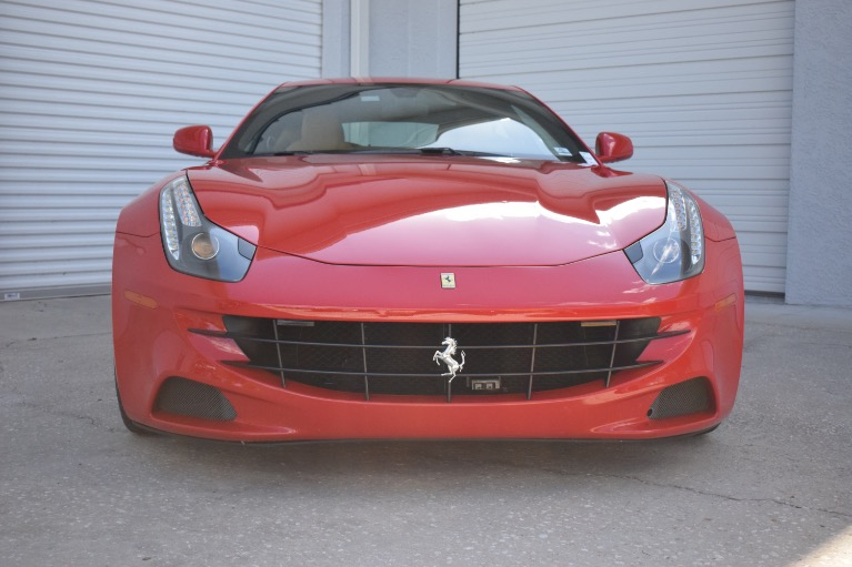 Used 2012 Ferrari FF Coupe 2D for sale $119,997 at Track and Field Motors in Safety Harbor FL 34695 5