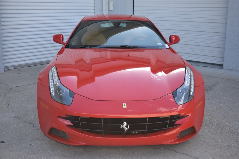 Used 2012 Ferrari FF Coupe 2D for sale $119,997 at Track and Field Motors in Safety Harbor FL 34695 6