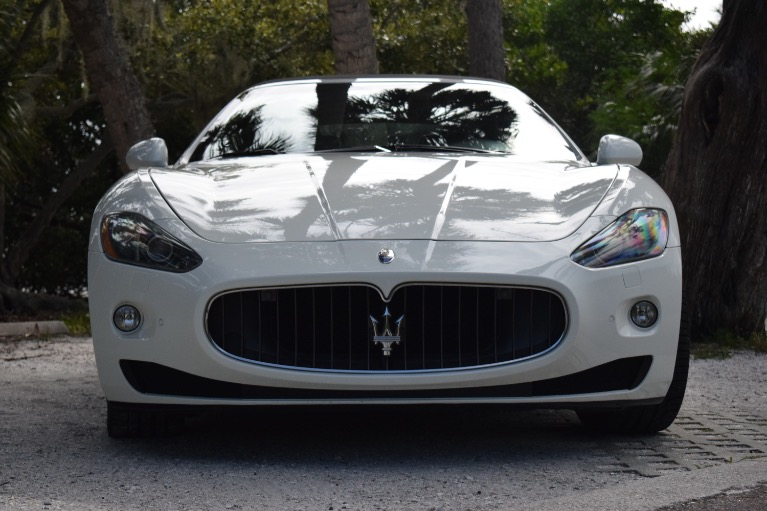 Used 2011 Maserati GranTurismo Convertible 2D for sale Sold at Track and Field Motors in Safety Harbor FL 34695 4