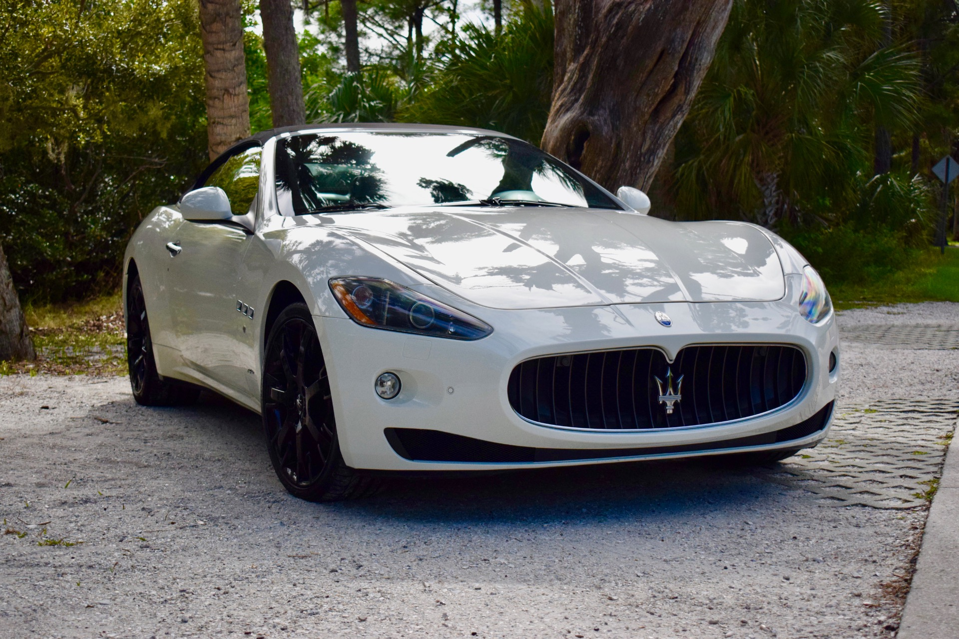 Used 2011 Maserati GranTurismo Convertible 2D for sale Sold at Track and Field Motors in Safety Harbor FL 34695 1