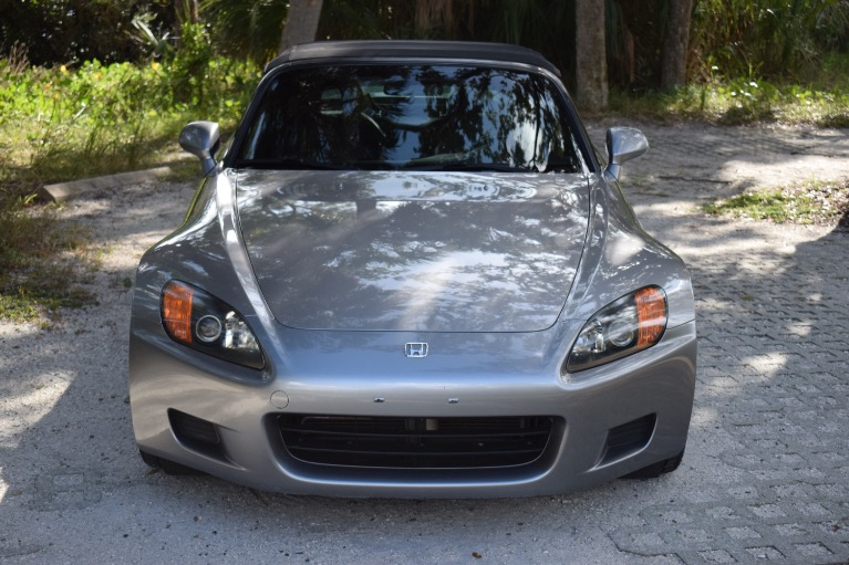 Used 2001 Honda S2000 Convertible 2D for sale Sold at Track and Field Motors in Safety Harbor FL 34695 4