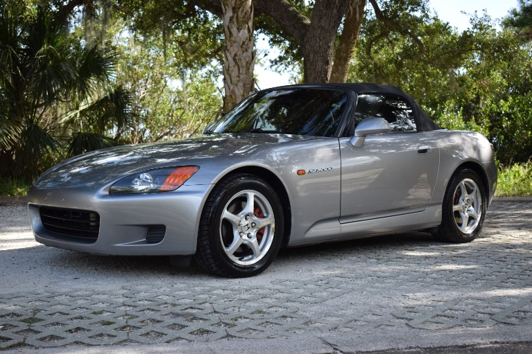 Used 2001 Honda S2000 Convertible 2D for sale Sold at Track and Field Motors in Safety Harbor FL 34695 5