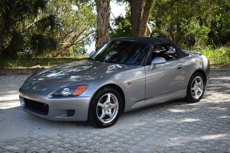 Used 2001 Honda S2000 Convertible 2D for sale Sold at Track and Field Motors in Safety Harbor FL 34695 6