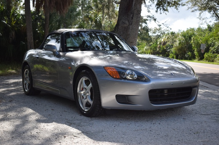 Used 2001 Honda S2000 Convertible 2D for sale Sold at Track and Field Motors in Safety Harbor FL 34695 1
