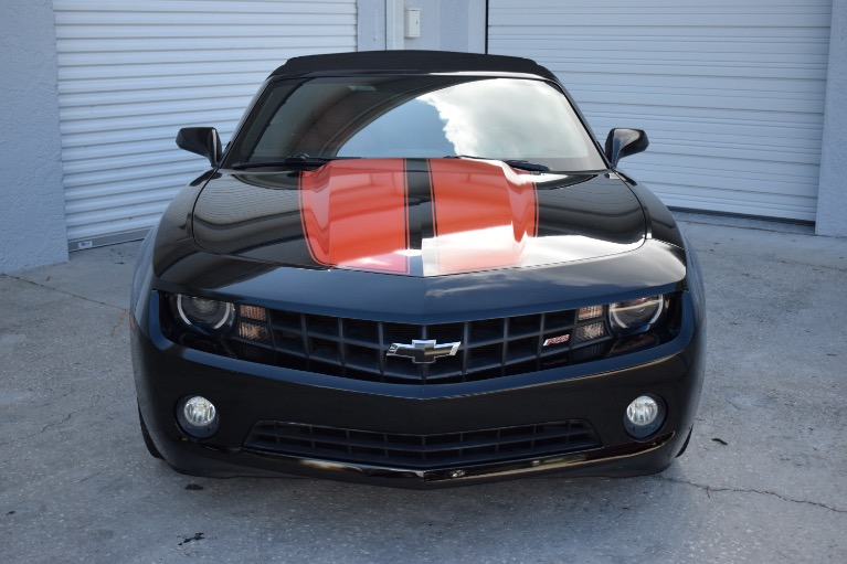 Used 2013 Chevrolet Camaro LT Convertible 2D for sale Call for price at Track and Field Motors in Safety Harbor FL 34695 5