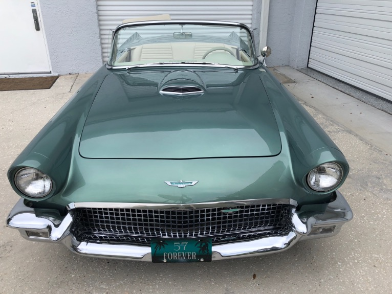 Used 1957 Ford Thunderbird RestoMod for sale Sold at Track and Field Motors in Safety Harbor FL 34695 6