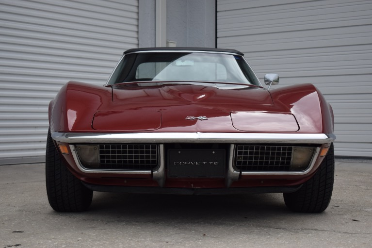 Used 1970 Chevrolet Corvette Stingray Convertible for sale Sold at Track and Field Motors in Safety Harbor FL 34695 3