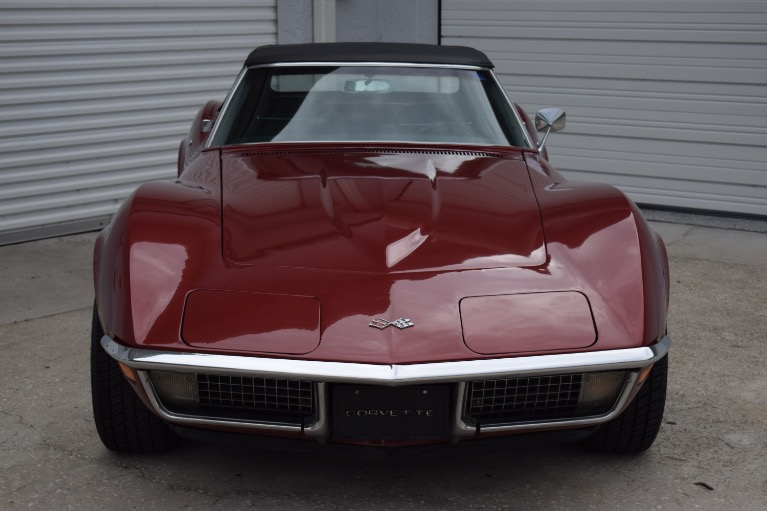 Used 1970 Chevrolet Corvette Stingray Convertible for sale Sold at Track and Field Motors in Safety Harbor FL 34695 4