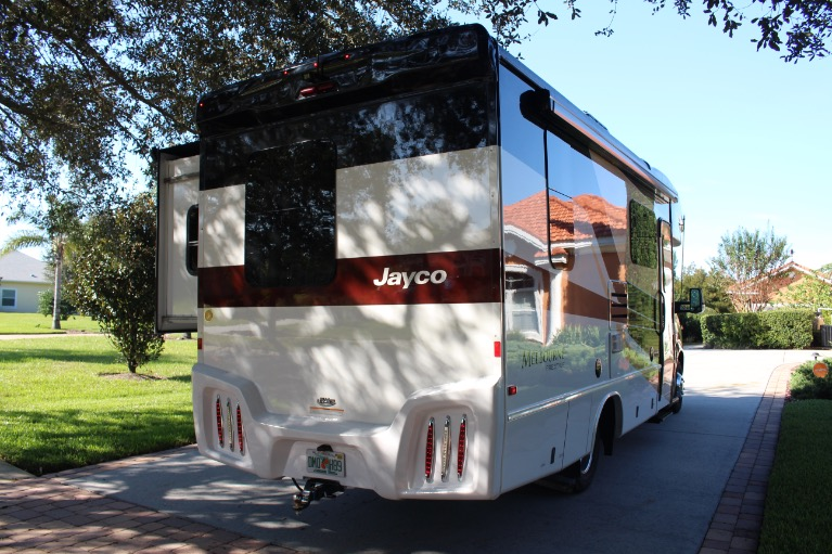 Used 2019 Jayco 24LP 3500XD for sale Sold at Track and Field Motors in Safety Harbor FL 34695 4