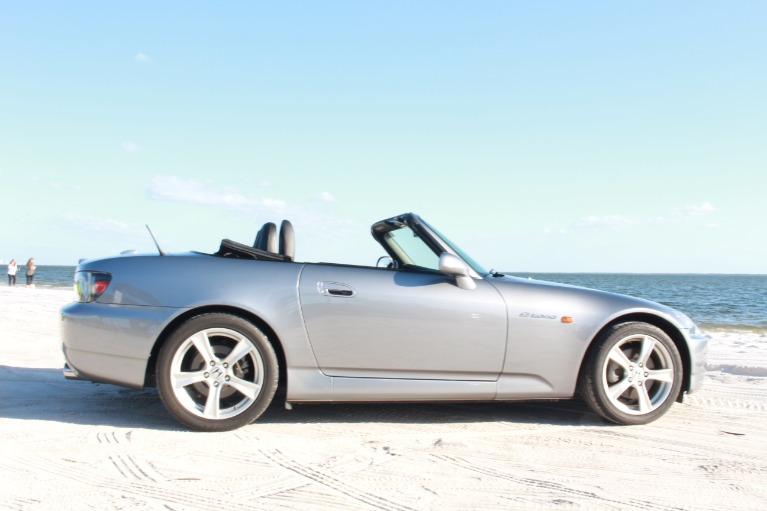 Used 2008 Honda S2000 Convertible 2D for sale Sold at Track and Field Motors in Safety Harbor FL 34695 2