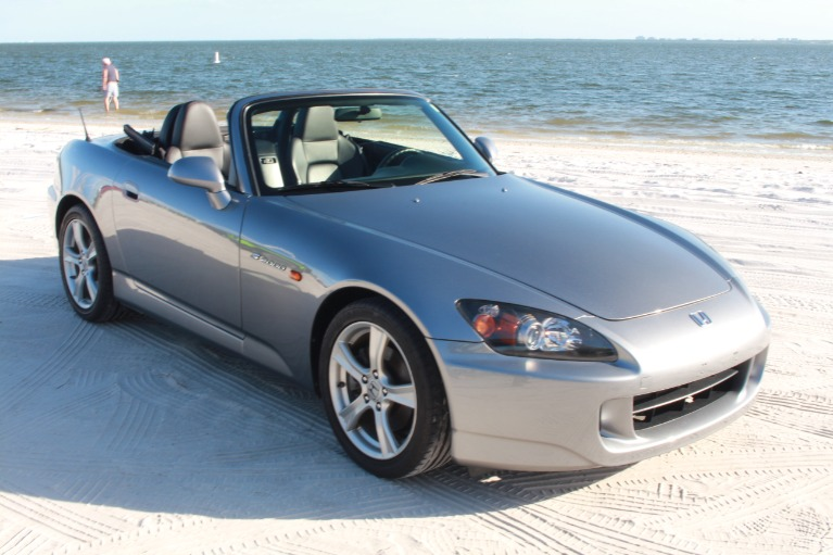 Used 2008 Honda S2000 Convertible 2D for sale Sold at Track and Field Motors in Safety Harbor FL 34695 3