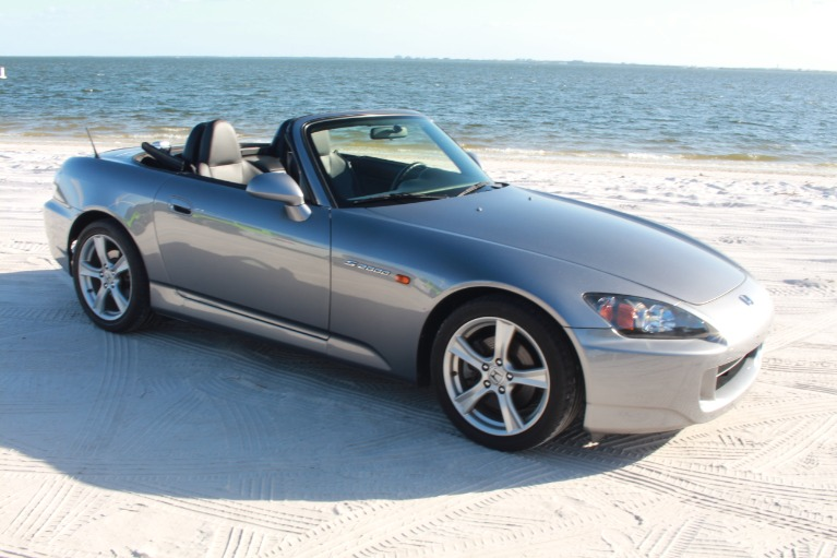 Used 2008 Honda S2000 Convertible 2D for sale Sold at Track and Field Motors in Safety Harbor FL 34695 4