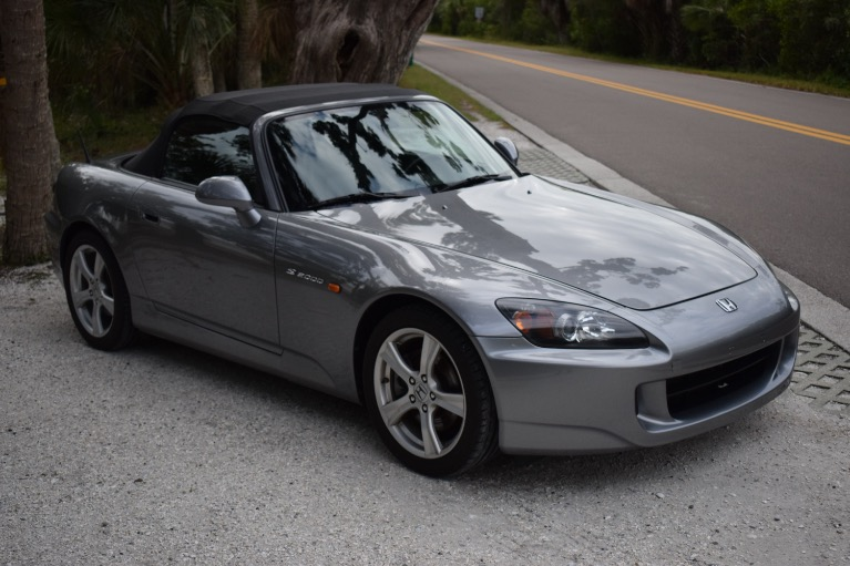 Used 2008 Honda S2000 Convertible 2D for sale Sold at Track and Field Motors in Safety Harbor FL 34695 6