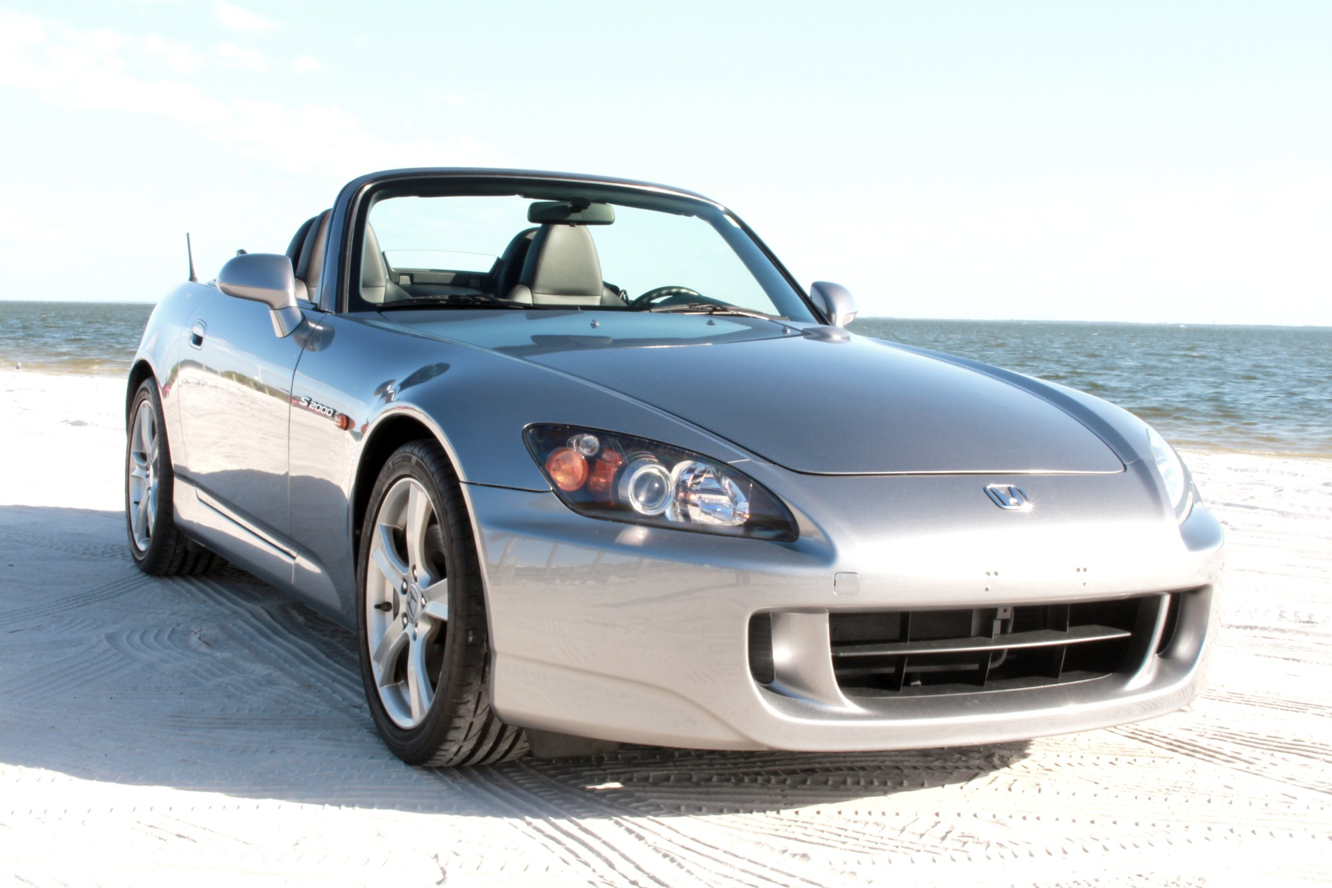 Used 2008 Honda S2000 Convertible 2D for sale Sold at Track and Field Motors in Safety Harbor FL 34695 1