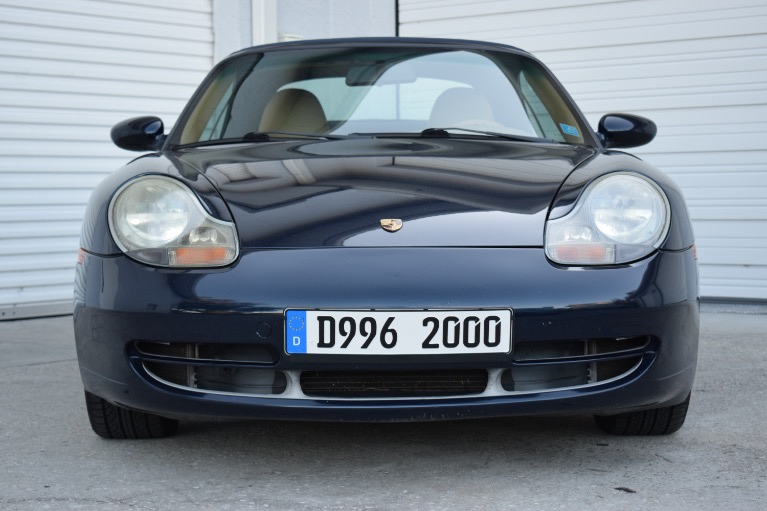New 2000 Porsche 911 Carrera Cabriolet 2D for sale $19,497 at Track and Field Motors in Safety Harbor FL 34695 3