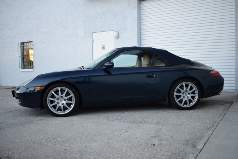 New 2000 Porsche 911 Carrera Cabriolet 2D for sale $19,497 at Track and Field Motors in Safety Harbor FL 34695 7