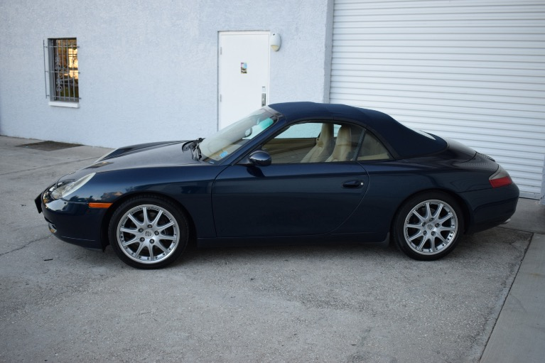 New 2000 Porsche 911 Carrera Cabriolet 2D for sale $19,497 at Track and Field Motors in Safety Harbor FL 34695 8