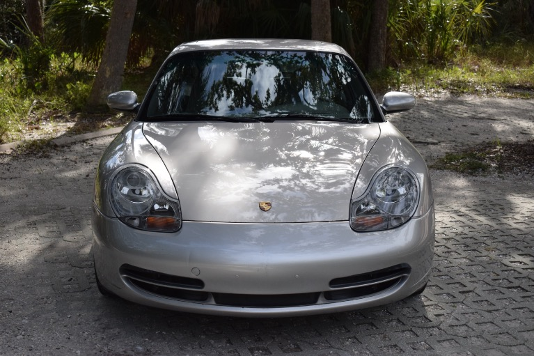 Used 2001 Porsche 911 Coupe 2D for sale Sold at Track and Field Motors in Safety Harbor FL 34695 4