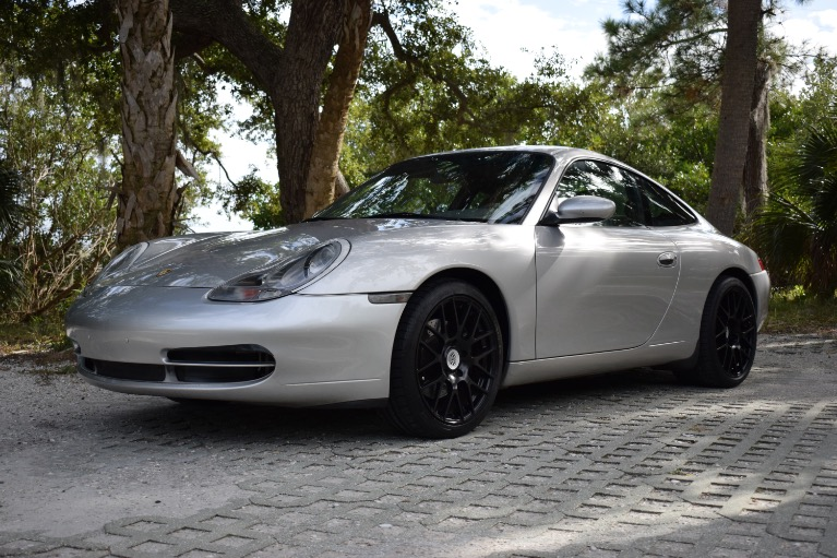 New 2001 Porsche 911 Coupe 2D for sale $21,497 at Track and Field Motors in Safety Harbor FL 34695 5