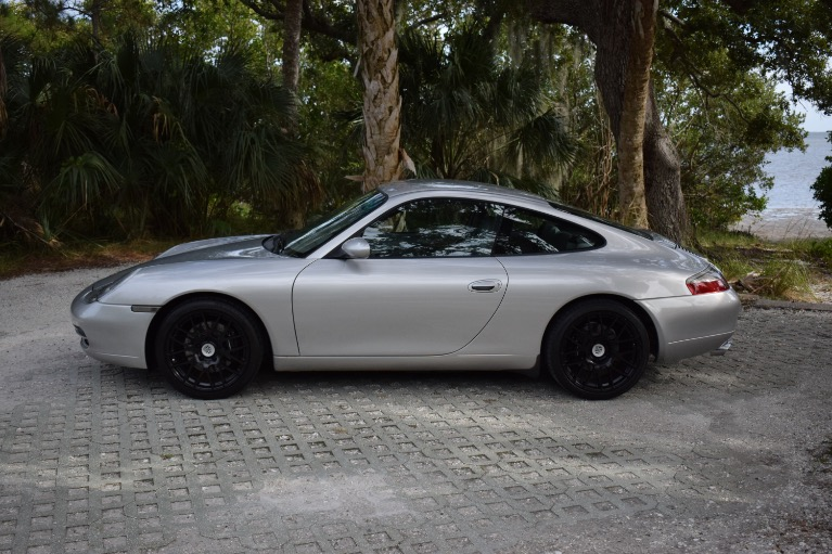 New 2001 Porsche 911 Coupe 2D for sale $21,497 at Track and Field Motors in Safety Harbor FL 34695 8