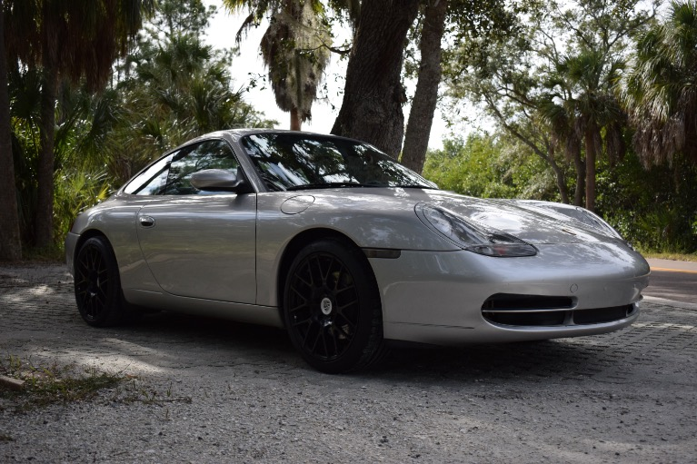 Used 2001 Porsche 911 Coupe 2D for sale Sold at Track and Field Motors in Safety Harbor FL 34695 1