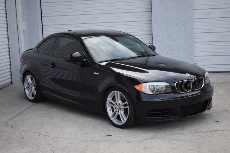 Used 2012 BMW 1 Series 135i Coupe 2D for sale Sold at Track and Field Motors in Safety Harbor FL 34695 2