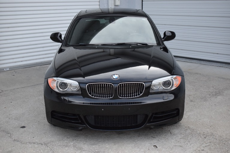 Used 2012 BMW 1 Series 135i Coupe 2D for sale Sold at Track and Field Motors in Safety Harbor FL 34695 4