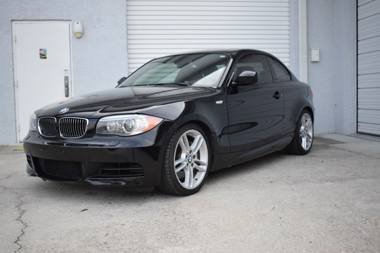 Used 2012 BMW 1 Series 135i Coupe 2D for sale Sold at Track and Field Motors in Safety Harbor FL 34695 5