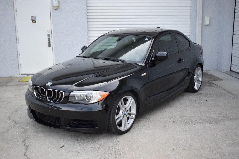 Used 2012 BMW 1 Series 135i Coupe 2D for sale Sold at Track and Field Motors in Safety Harbor FL 34695 6
