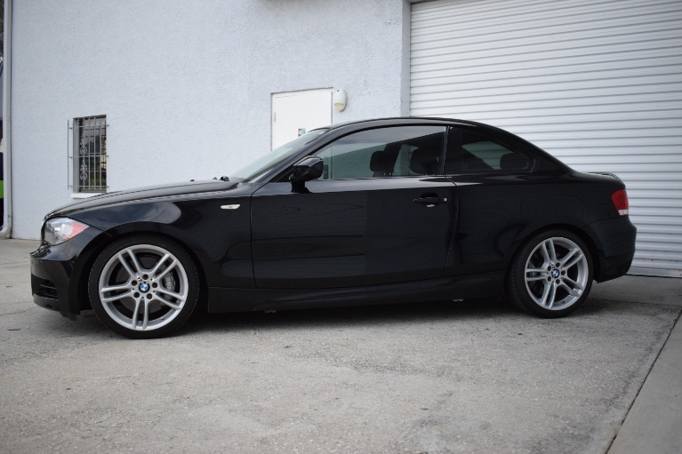 Used 2012 BMW 1 Series 135i Coupe 2D for sale Sold at Track and Field Motors in Safety Harbor FL 34695 7