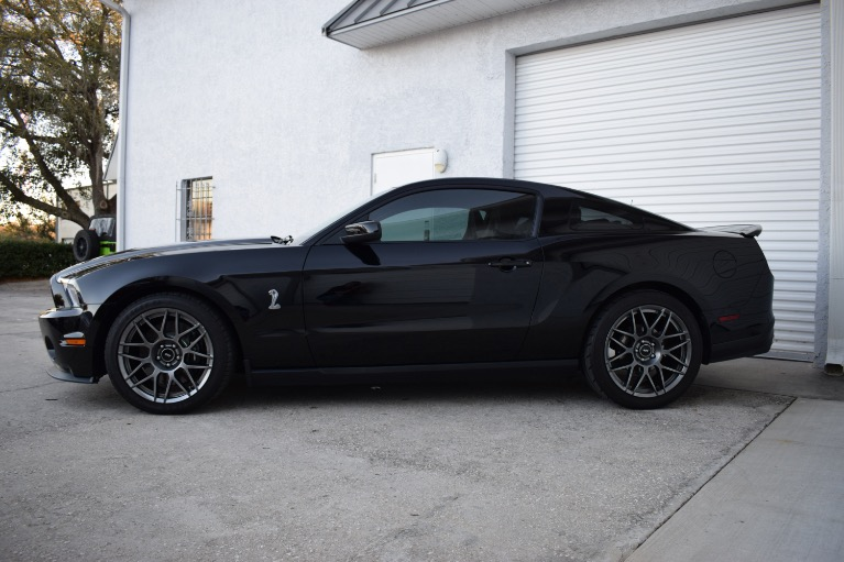 Used 2012 Ford Mustang Shelby GT500 Coupe 2D for sale Sold at Track and Field Motors in Safety Harbor FL 34695 7
