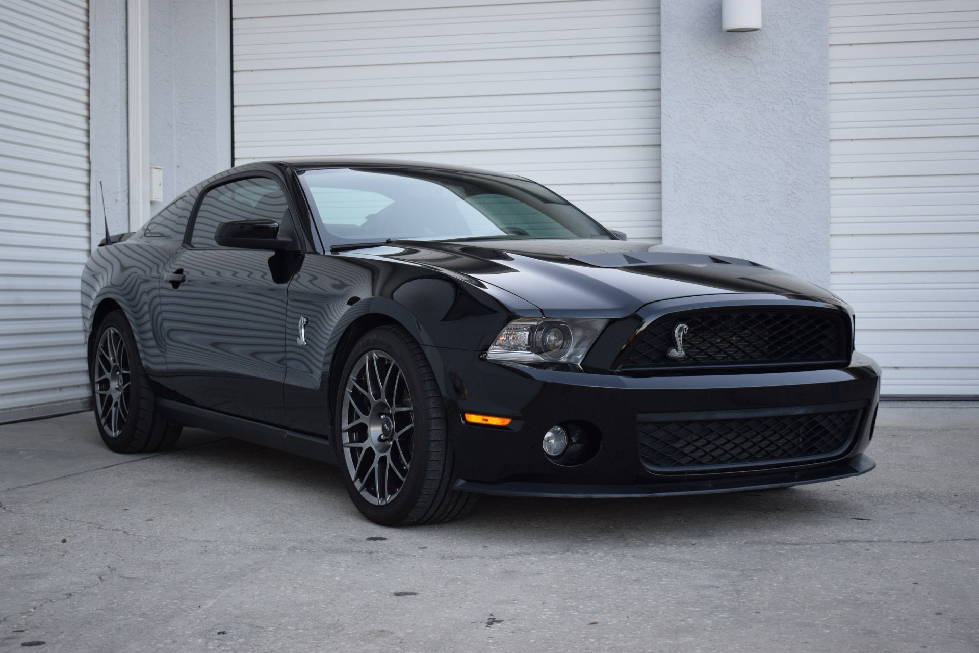 Used 2012 Ford Mustang Shelby GT500 Coupe 2D for sale Sold at Track and Field Motors in Safety Harbor FL 34695 1