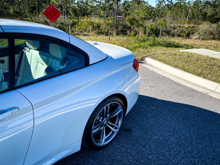 Used 2015 BMW M4 Convertible 2D for sale Sold at Track & Field Motors in Safety Harbor FL 34695 3